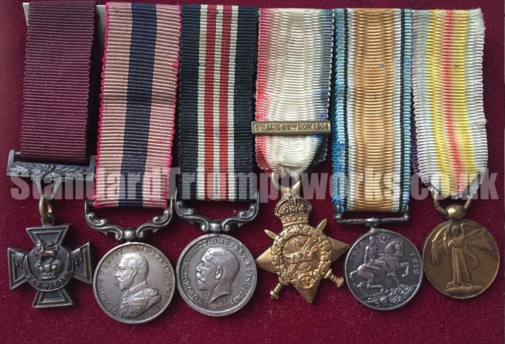 henry tandey VC medals
