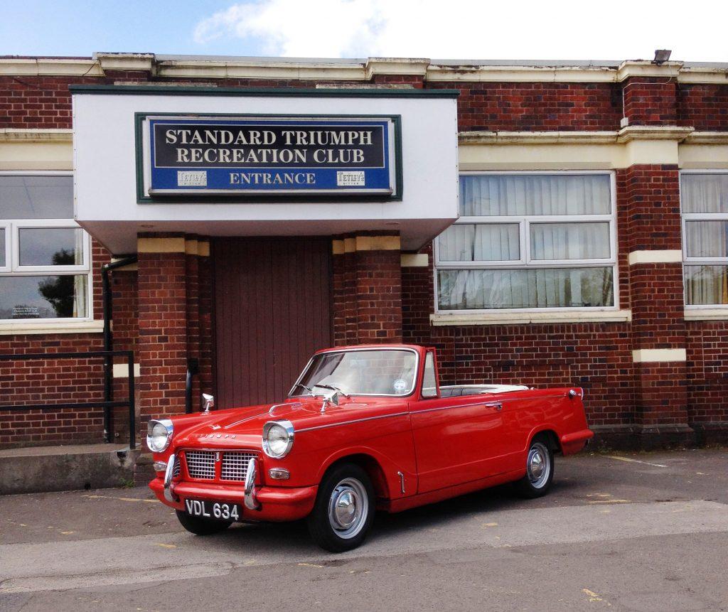 Standard Triumph Canley
