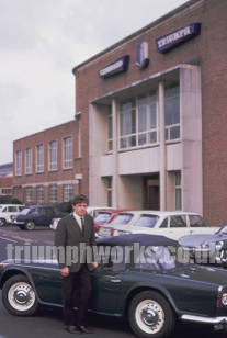 Standard Triumph Factory 1967