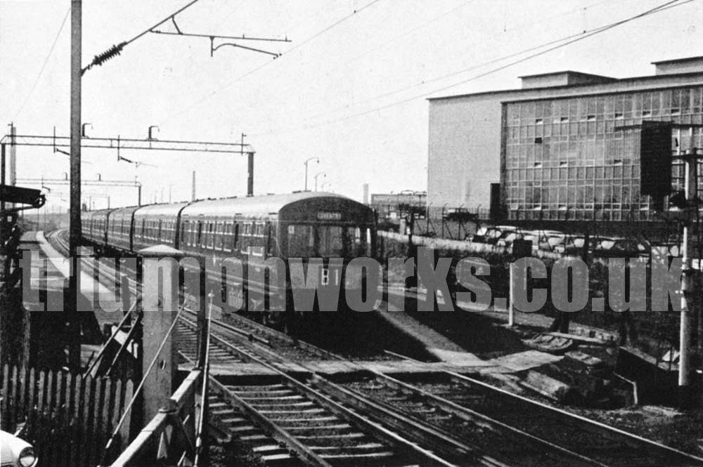 Standard Triumph Canley Railway
