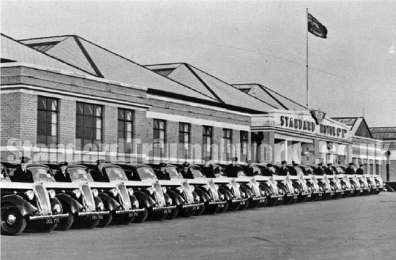 1939 Standard Motor Works