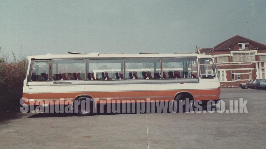 standard triumph club