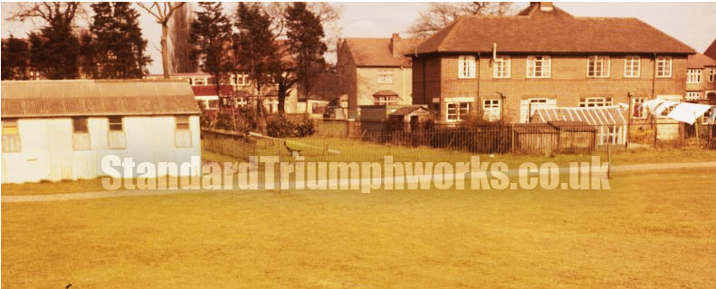 Tile Hill Lane 1959