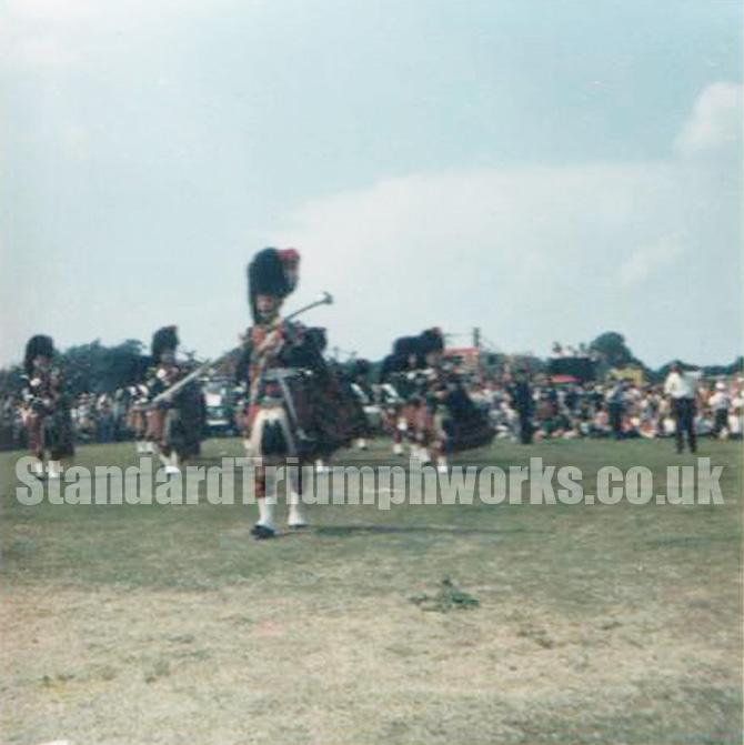 Standard Triumph Pipe Band