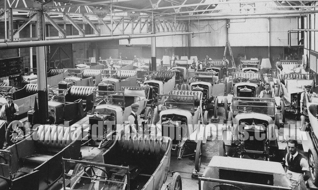 Standard factory 1922