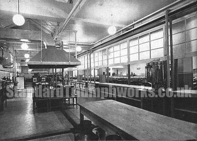standard triumph canteen
