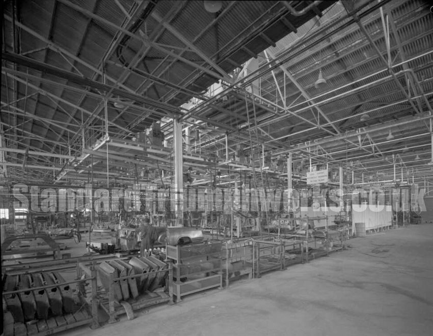 Herald factory assembly