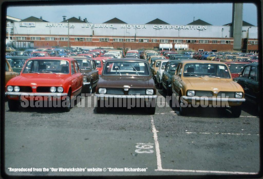 Triumph September 1978