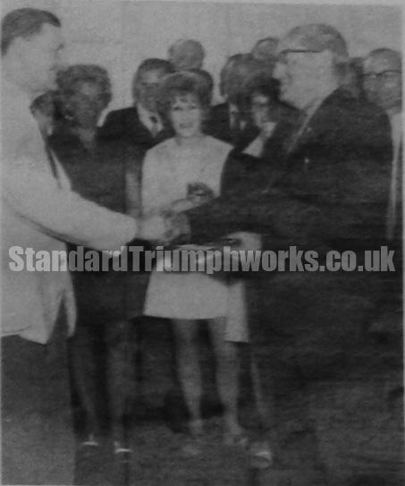 Jack Curl Standard Triumph