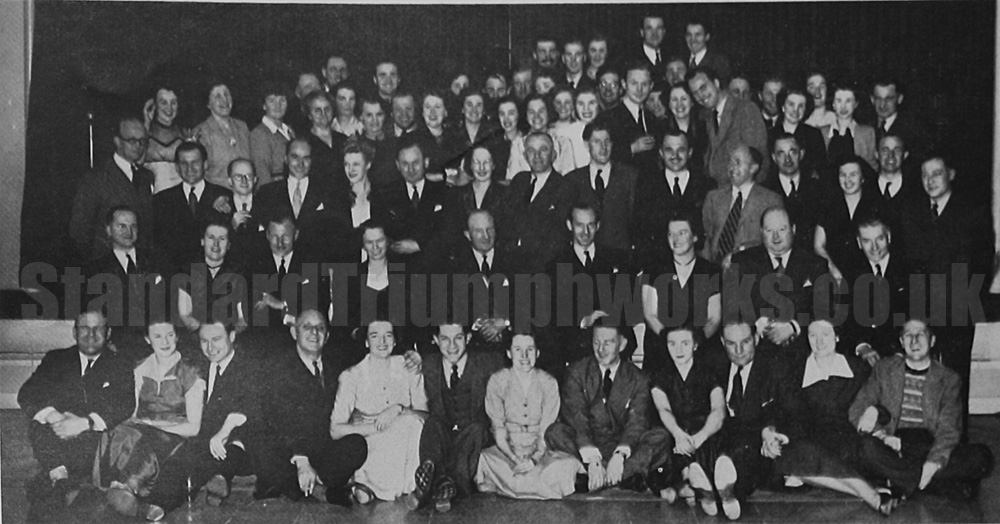 Sales department new year 1950