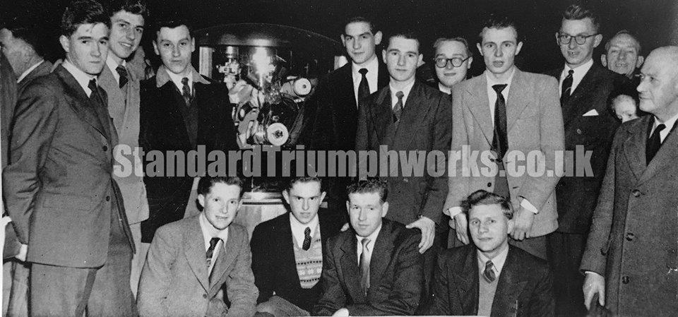 Standard Triumph Apprentices