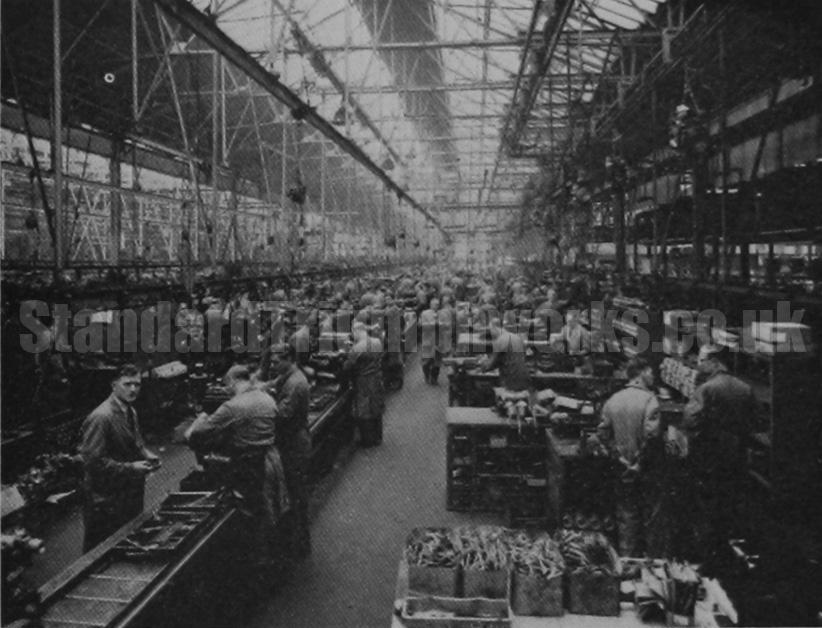 diesel engine shop 1956