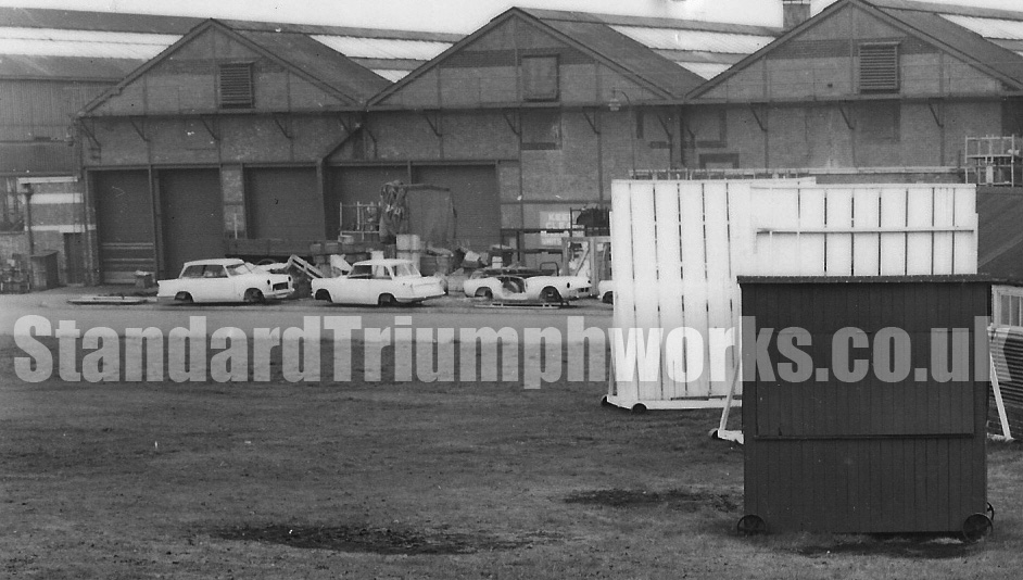 Standard Triumph 1964