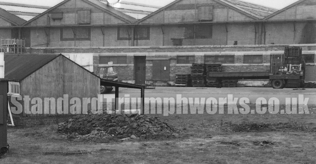 Standard Triumph Factory, 1964
