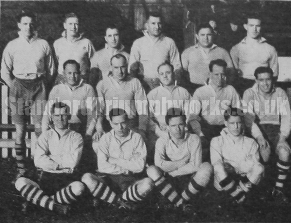 standard rugby team 1948