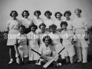 standard motors cricket 1950