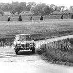 Triumph Stag Testing at MIRA