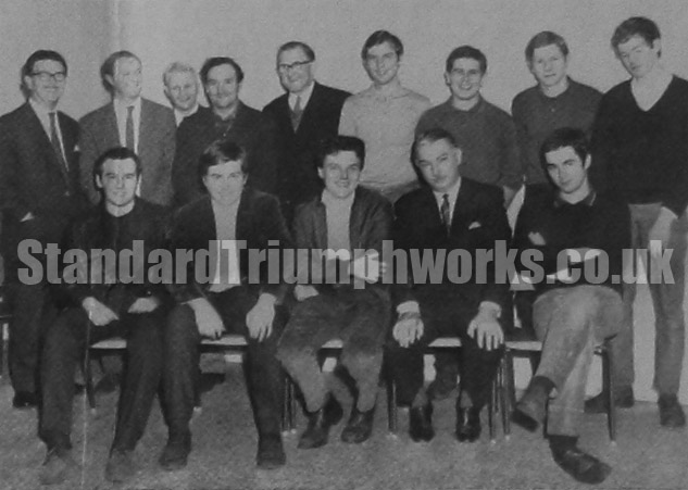 apprentice tinsmiths 1968