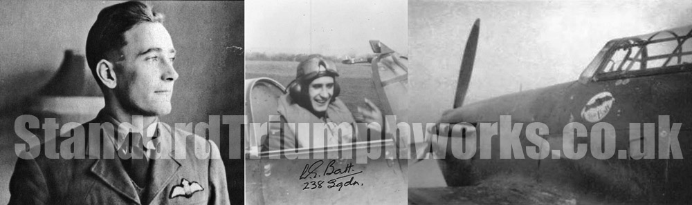 leslie batt Battle of Britain