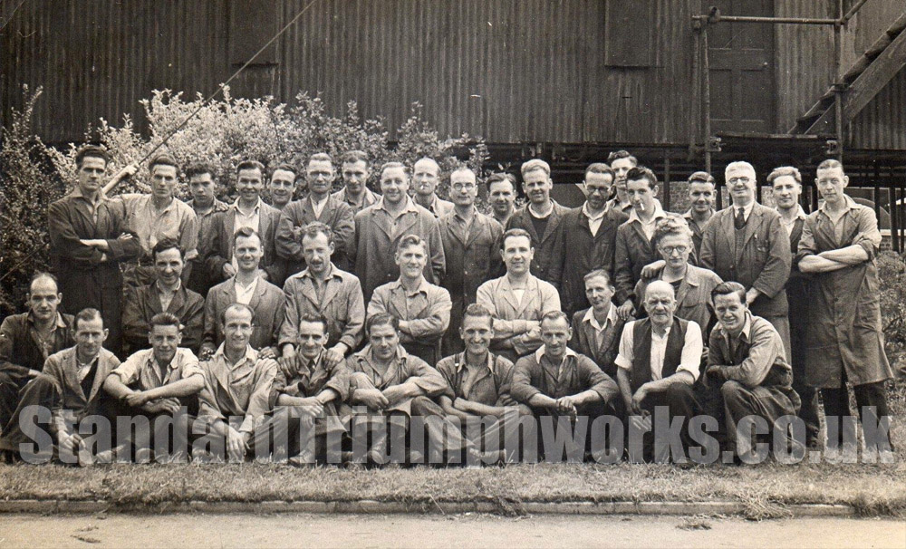 standard workers Canley 1950s