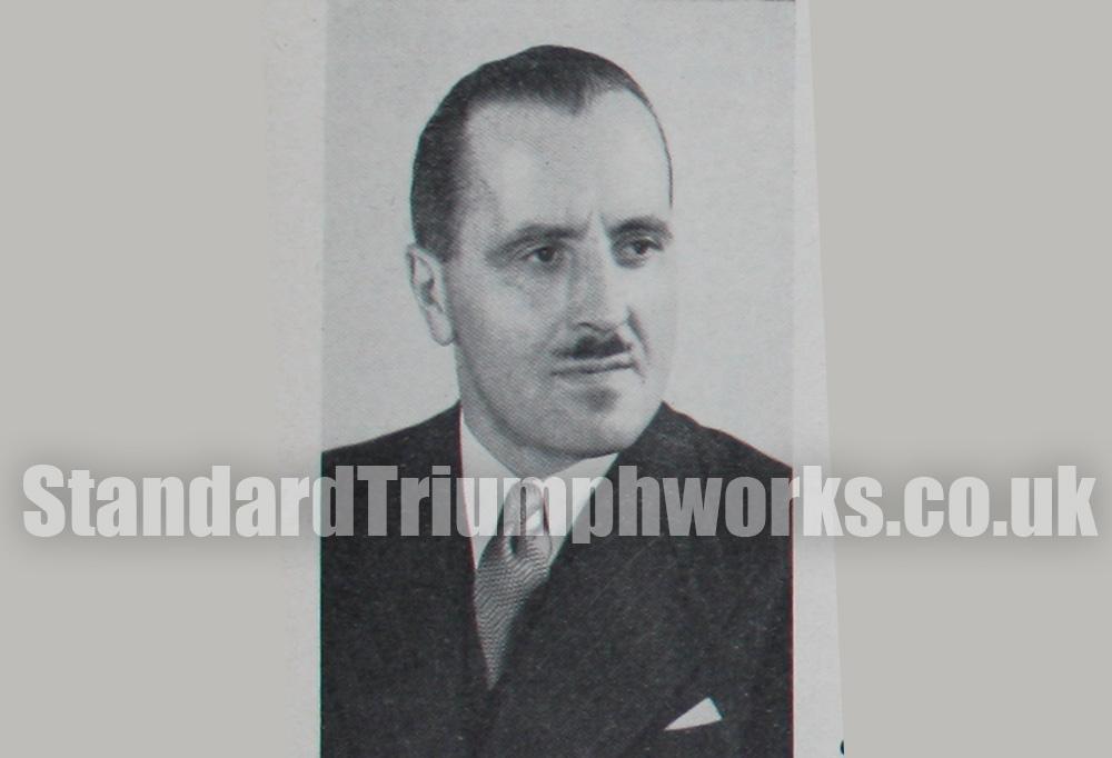 leonard woodall Standard Triumph