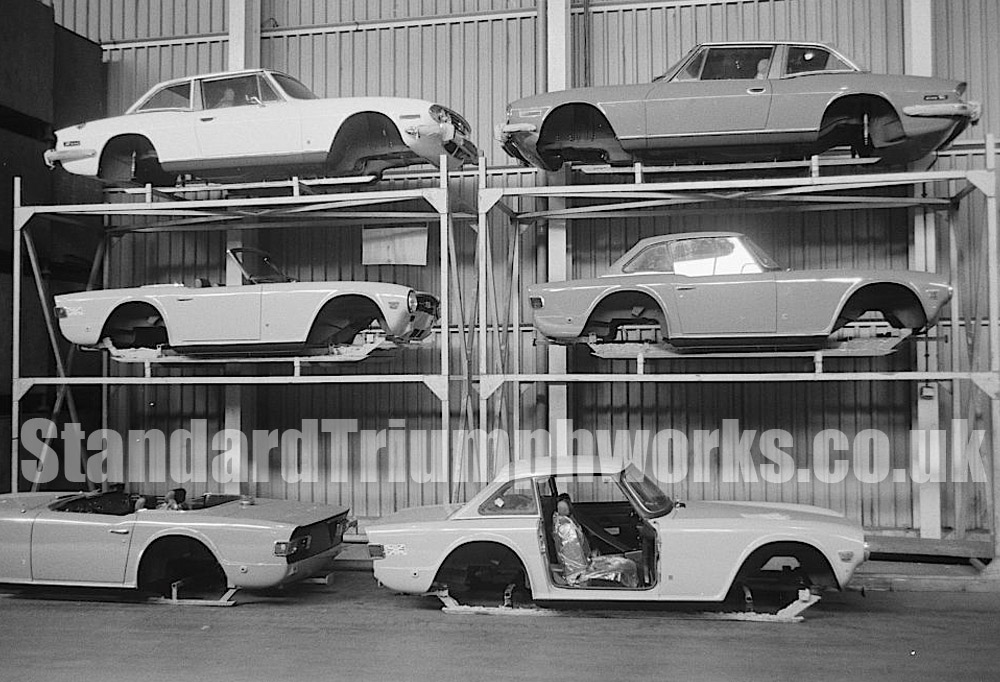 bodyshells at speke