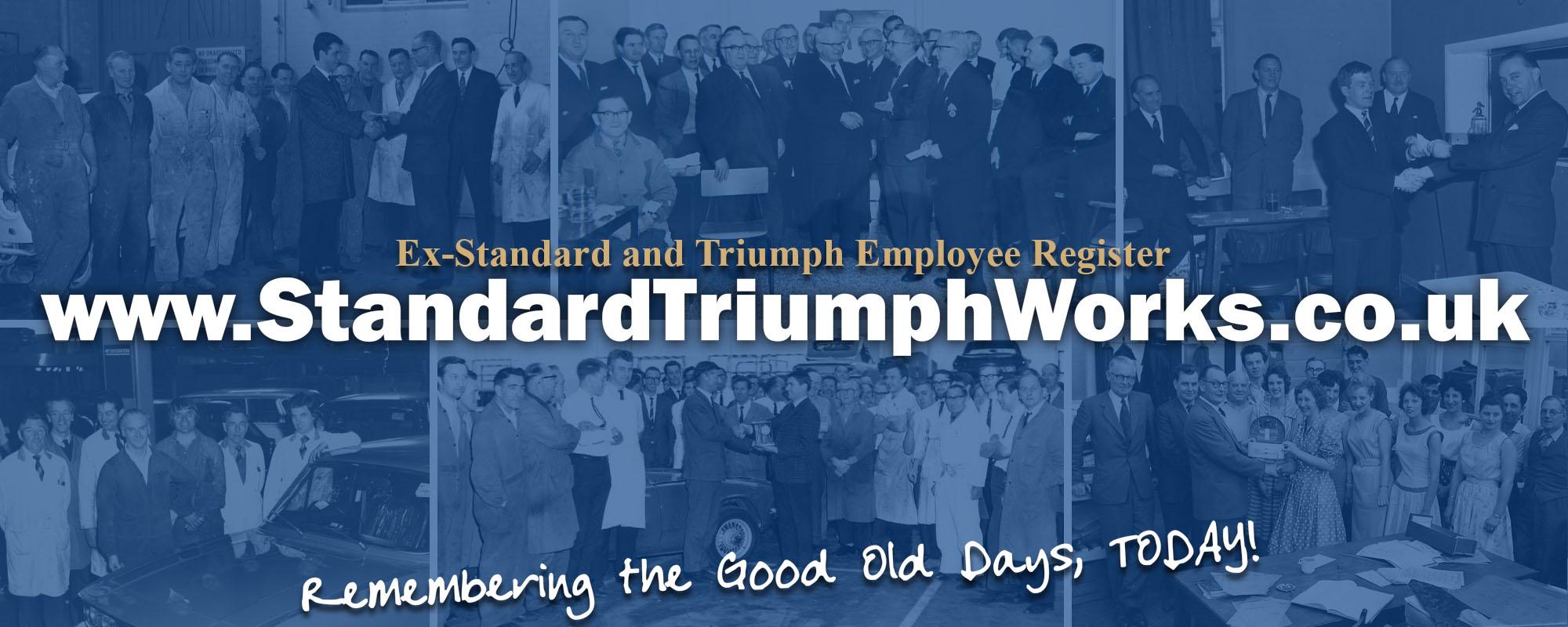 Standard Triumph archive