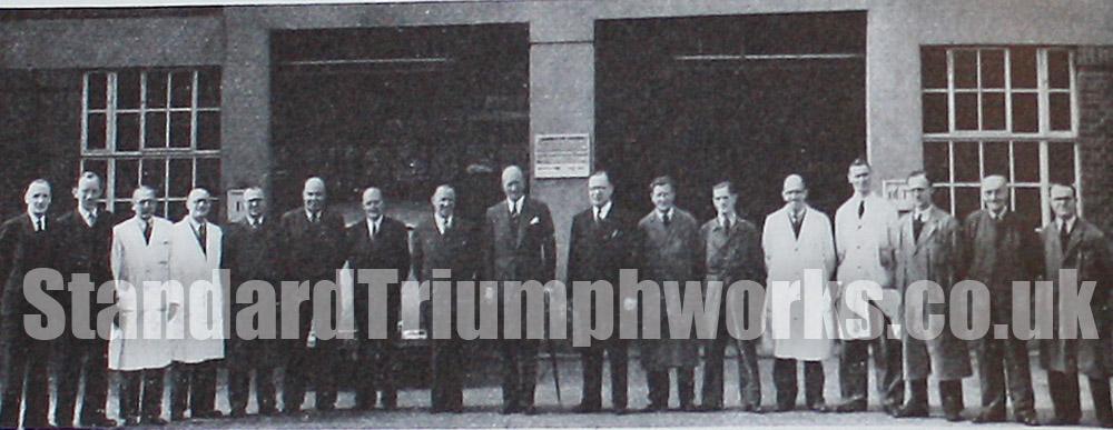 Park Royal Standard Triumph