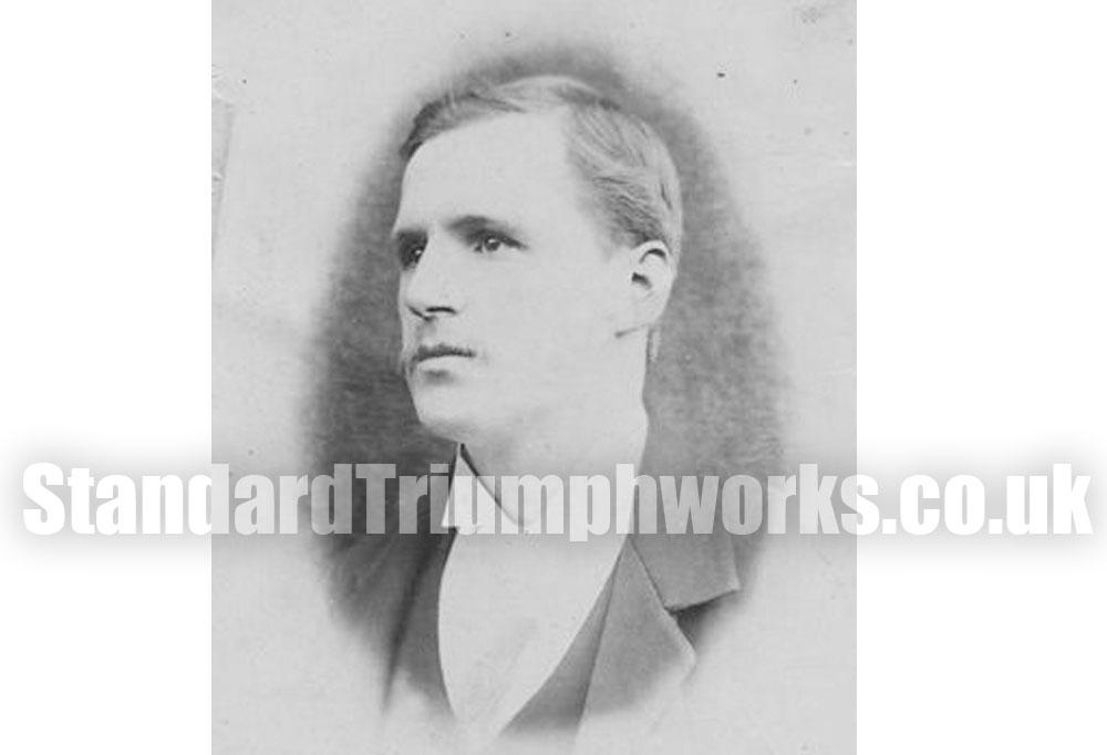 Charles Walter Hathaway Triumph