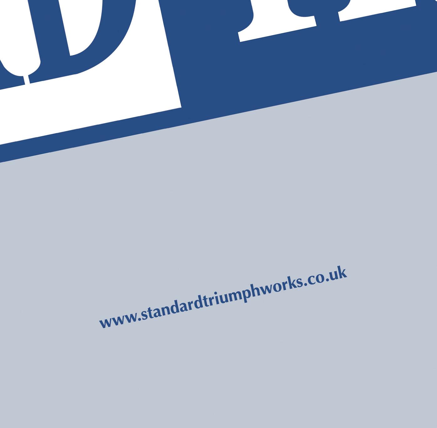 standard triumph sign