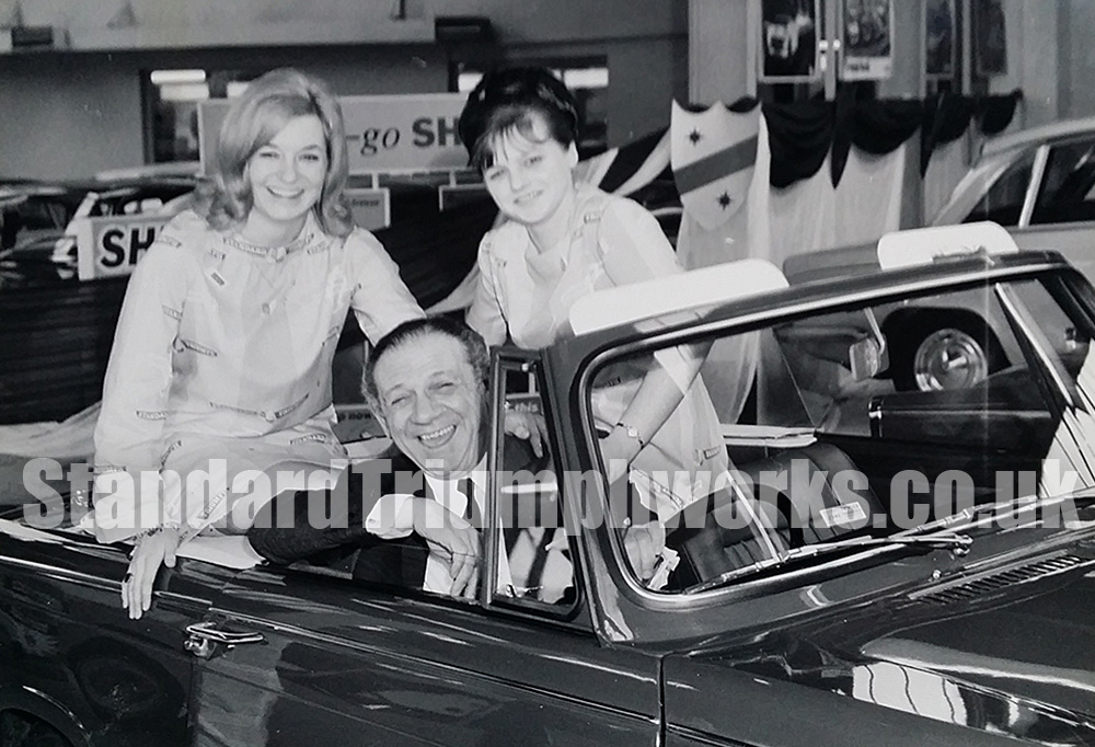 Sid James carry on
