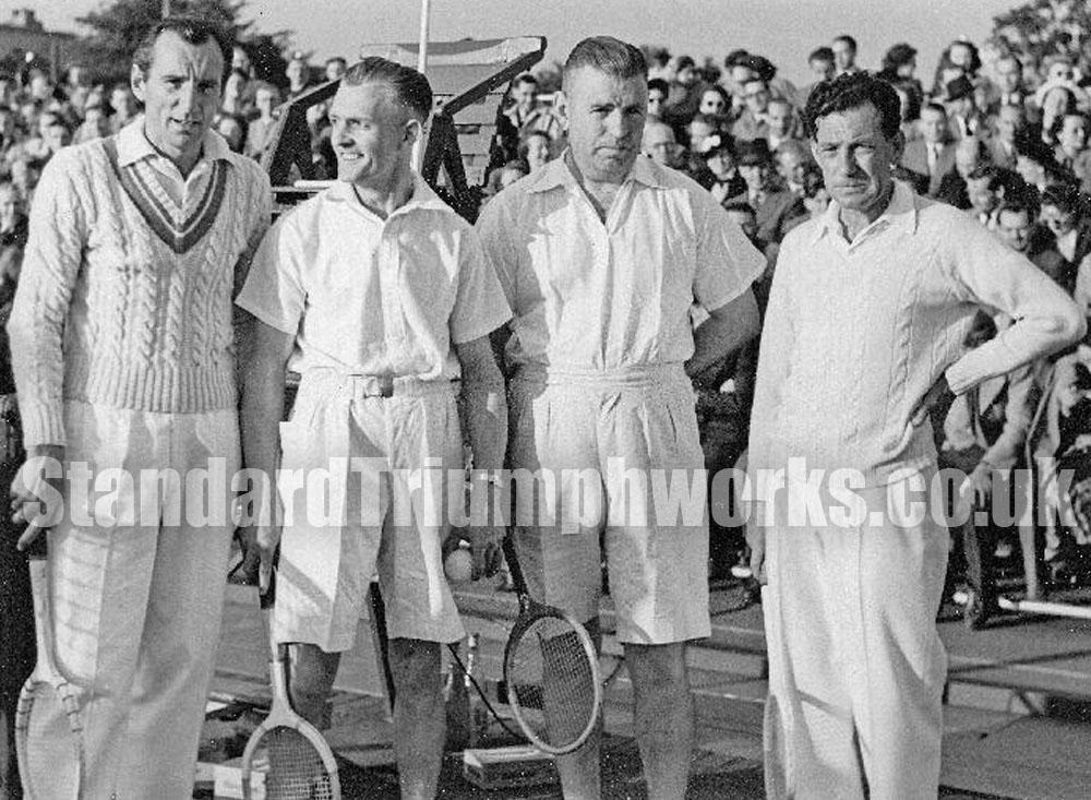 Standard Triumph Tennis