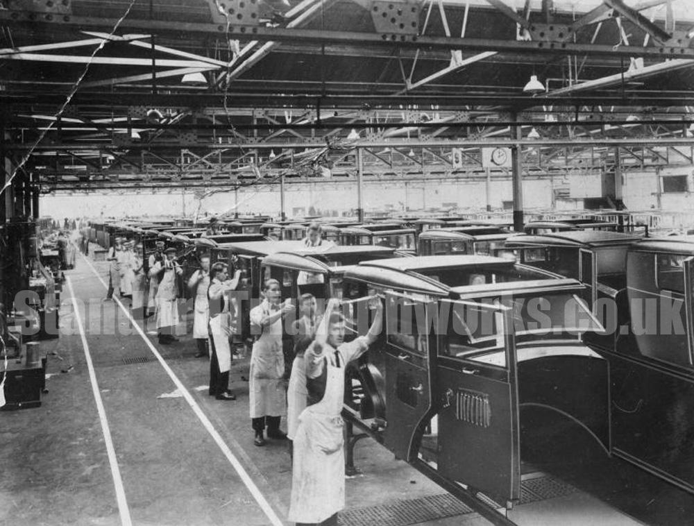 Standard motor co 1928