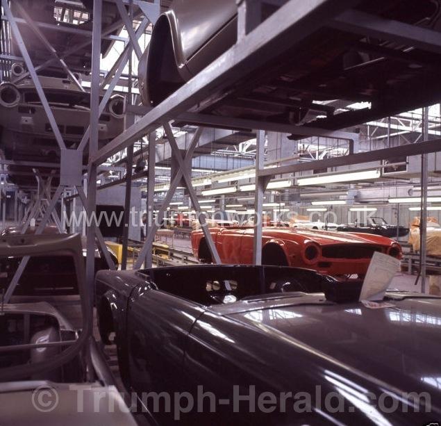 Triumph Factory