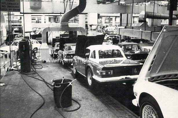 Standard Triumph Works