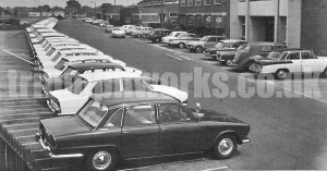 Triumph Factory, 1966