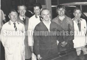 1977 Triumph Group