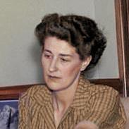John Black Secretary early 1950's