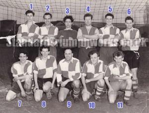 Apprentice Football Team